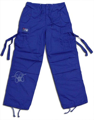 Ghast Kids Raver Dance Pants (Navy Blue)