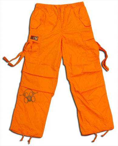 Ghast Kids Raver Dance Pants (Orange)