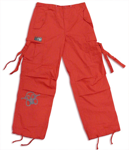 Ghast Kids Raver Dance Pants (Red)