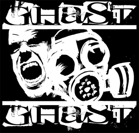 Ghast Scream T-Shirt (Black)
