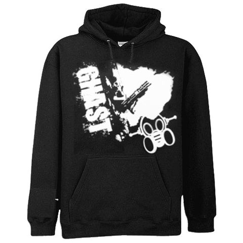 "Ghast ""Shotgun Warrior"" Hoodie (Black)"