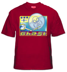 Ghast Turntable T-Shirt (Red)