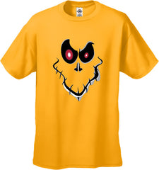 Haloween T-Shirt - Ghost Face Men's T-Shirt