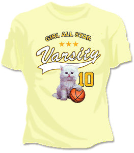 Girl All Star Varsity Girls T-Shirt