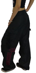 "Girls ""Hipster"" UFO Dance Team Pants (Black)"