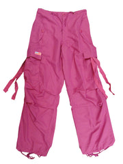 "Girls ""Hipster"" UFO Dance Team Pants (Magenta)"