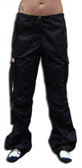 "Girls ""Hipster"" UFO Pants (Black)"