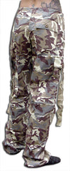"Girls ""Hipster"" UFO Pants (Desert Camo)"