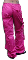 "Girls ""Hipster"" UFO Pants (Hot Pink)"