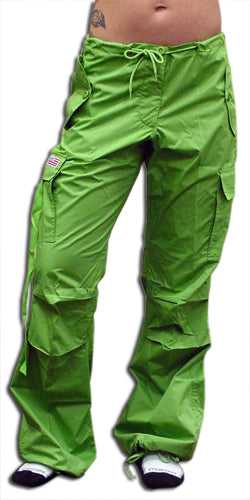"Girls ""Hipster"" UFO Pants (Limey)"