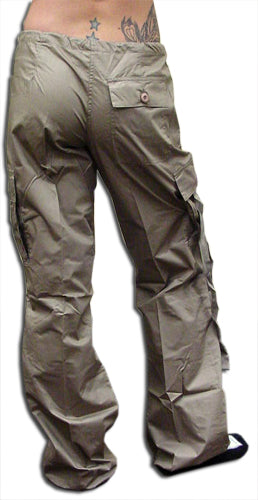 "Girls ""Hipster"" UFO Pants (Mocha)"