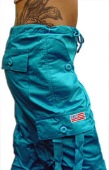 "Girls ""Hipster"" UFO Pants (Turquoise)"
