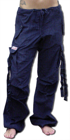 Girls UFO Hipster Pants  (Extreme Comfort Cords) (Navy)
