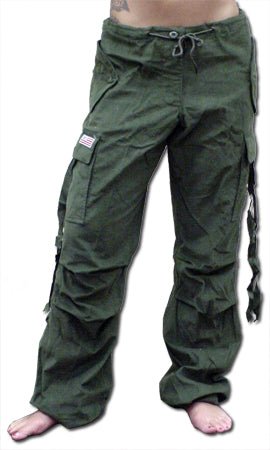 Girls UFO Hipster Pants  (Extreme Comfort Cords)  (Olive)
