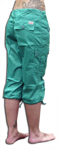 Girls UFO Hipster Shorts  (Teal)