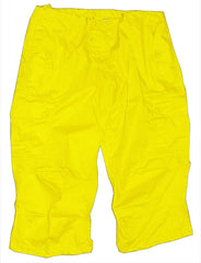 Girls UFO Hipster Shorts (Yellow)