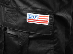 Girly Basic UFO Pants (Black)