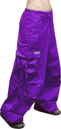 Girly Basic UFO Pants (Purple)