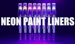 Glow Me Up UV Paint Liner (3 Pack)
