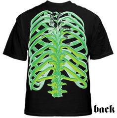 Glow Spine T-Shirt (Back Print)