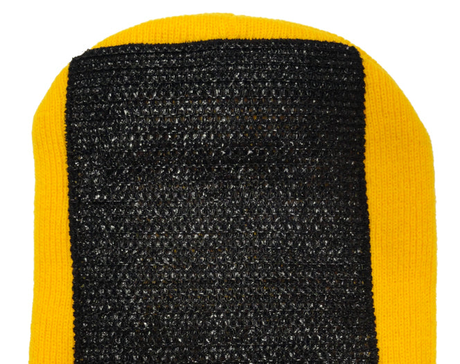 Head Spin Beanies - BBOY Headspin Break Dance Beanie (Gold / Black)