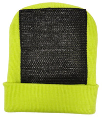 Head Spin Beanies - BBOY Headspin Break Dance Beanie (Lime Green / Black)