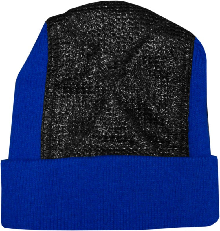 Head Spin Beanies - BBOY Headspin Break Dance Beanie (Royal Blue / Black)