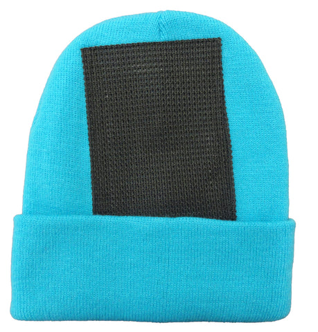 767d402c614 Head Spin Beanies - Turquoise Headspin Beanie