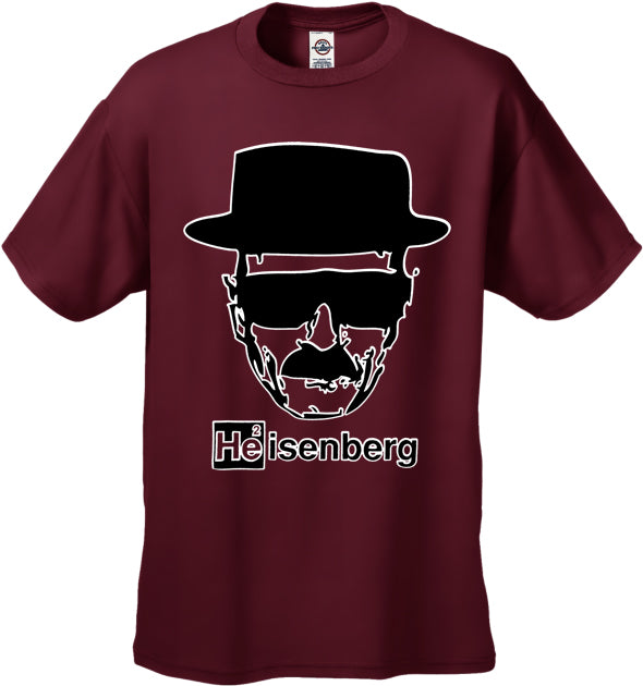 Heisenberg The Cook Men's T-Shirt