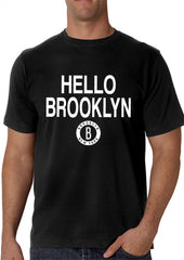 Hello Brooklyn Men's T-shirt