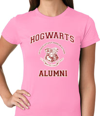 Hogwarts Alumni Ladies T-shirt