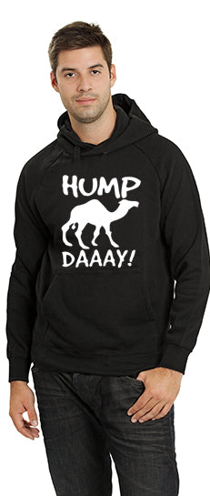 Hump Day Camel Adult Hoodie