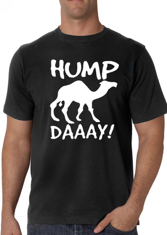 Hump Day Camel Men's T- Shirt