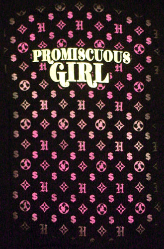 Hustler Promiscuouis Girl Girls T-Shirt