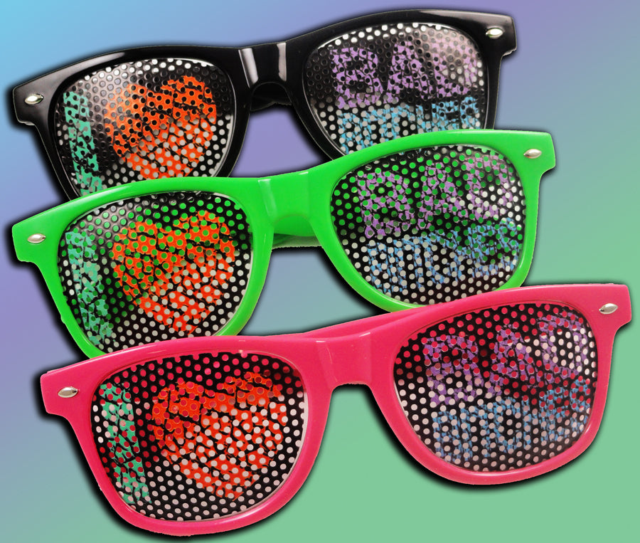 I Love Bad B*tches Wayfarer Sunglasses