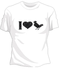 I Love C*ck Girls T-Shirt