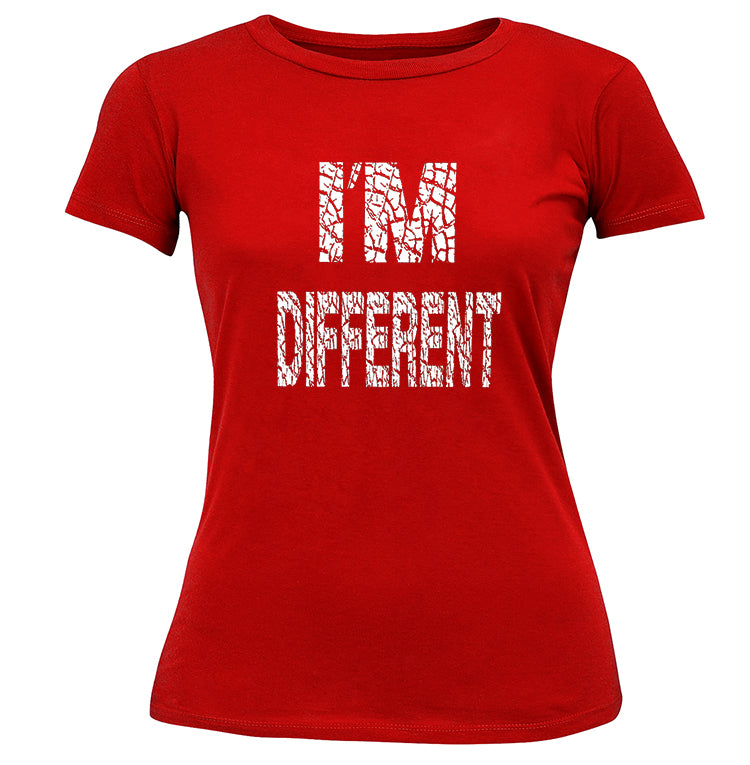 I'm Different Girl's T-Shirt