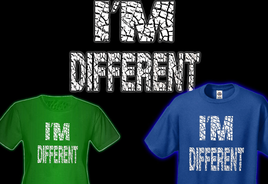 I'm Different Men's T-Shirt