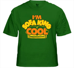 "I'm Sofa King Cool T-Shirt  From the movie ""Accepted"""