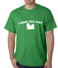 I Shih Tzu Not Mens T-shirt
