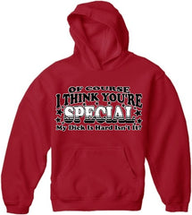 I Think Your Special Men's Hoodie