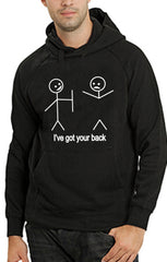 I've Got Your Back Adult Hoodie
