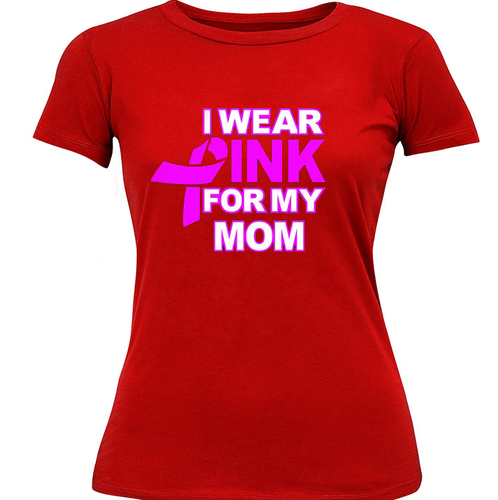 I Wear Pink For My... Girl's T-Shirt