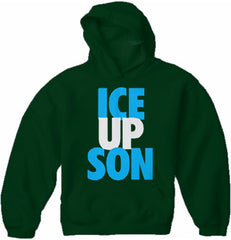 Ice Up Son Steve Smith Panthers Adult Hoodie