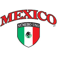 International Soccer Shirts - Mexico Crest T-Shirt (Mens)