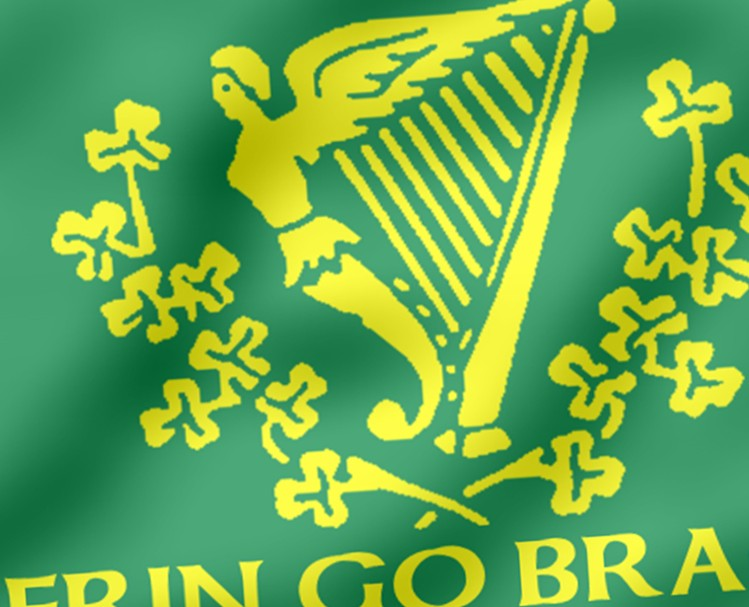 "Irish Flag - Erin Go Bragh ""Ireland Forever"" 3' x 5' Flag"