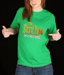 Irish-Ish Funny Girl's T-Shirt