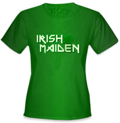 Irish Maiden Girl's T-Shirt