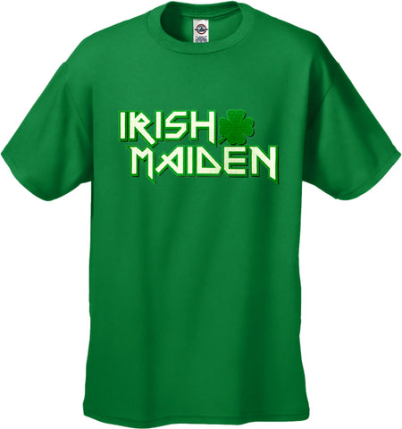 Irish Maiden Men's T-Shirt
