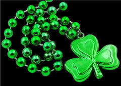 Irish Shamrock Necklace
